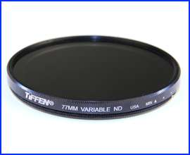 Tiffen 77mm IR Variable Neutral Density Filter