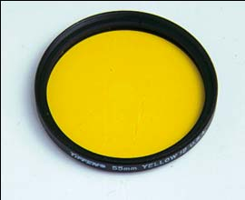 Tiffen 49MM YELLOW 12 FILTER