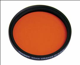 Tiffen 49MM ORANGE 21 FILTER