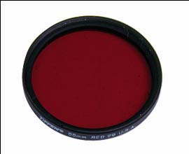 Tiffen 49MM RED 29 FILTER