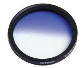 Tiffen 58mm Gradual Blue