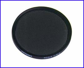 Tiffen 40.5MM NEUTRAL DENSITY 0.9 (x8) Filter