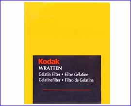 Kodak Wratten Gels (Special Order) | Photo & Video Tiffen Filters